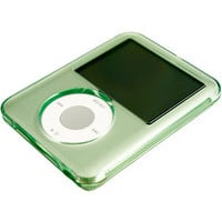 green ipod nano ~~ uploaded by jadoreashley**USE!