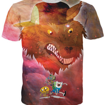 Adventure Time Party God T-Shirt