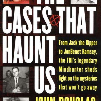 The Cases That Haunt Us Mass Market Paperback – December 1, 2001