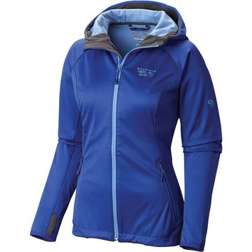Mountain Hardwear Anselmo Hooded Jacket - Women's