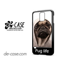 New Design Funny Hilarious Pug Life Parody Fans For Samsung Galaxy S5 Case Phone Case Gift Present