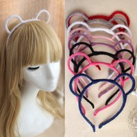 Kawaii Bear Headband SD00292