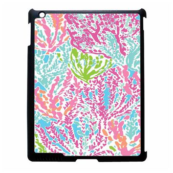 Lilly Pulitzer Turquoise iPad 2/3/4