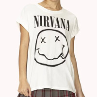 Nirvana Print Casual T-Shirt