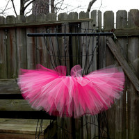 Elle Tutu - Pink Tutu - Birthday Tutu - Available in Infant, Toddlers, Girls, Teenager and Adult Sizes