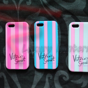 VS Victoria Secret Iphone case for Iphone 5 by Weareluxuryhunters