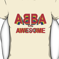 ABBA is still AWESOME Women's T-Shirt