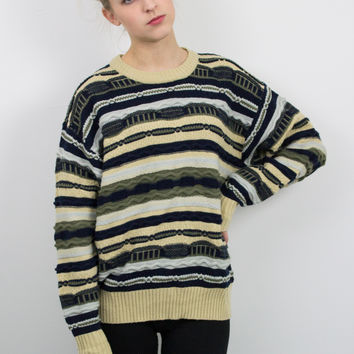 Vintage Coogi Inspired Sweater