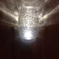 Jim Beam Toothpick Holder Nightlight