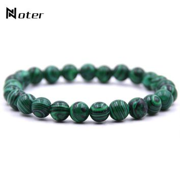 Minimalist 8mm Bead Natural Stone Bracelet Charm Yogd Meditation Buddha Braclet For Men Women Handmade Diy Braslet Armbanden