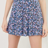 Kimchi Blue Joanny High-Rise Belted Mini Skirt | Urban Outfitters