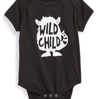 Infant Boy's Mighty Fine 'Wild Child'