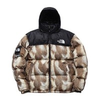 cc qiyif Supreme x The North Face Nuptse Puffer Jacket