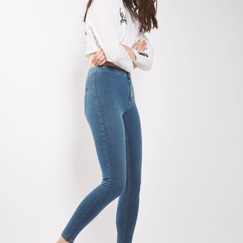 MOTO Rich Blue Joni Jeans - Jeans - Sale & Offers