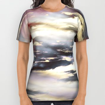 Combateur II All Over Print Shirt by HappyMelvin Graphicus