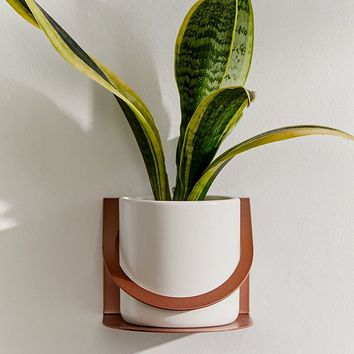 Kai Metal Bent Planter | Urban Outfitters