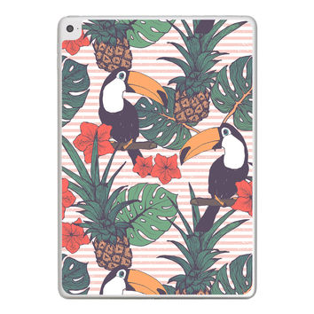 Toucans and Pineapples iPad Tablet Skin