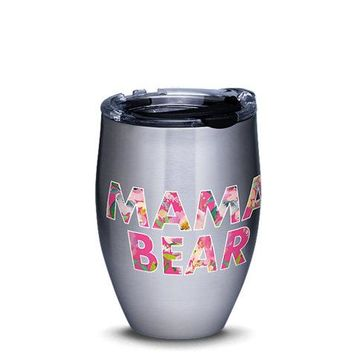 Tervis Stainless Mama Bear Wine Tumbler