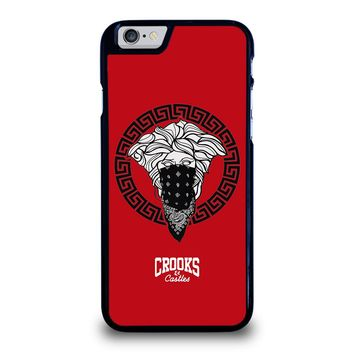 CROOK AND CASTLES BANDANA RED iPhone 6 / 6S Case