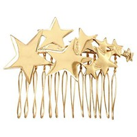 Star Hair Comb