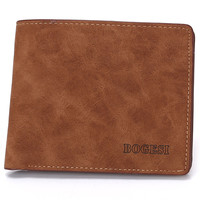 Men PU Leather Wallet [8830605955]