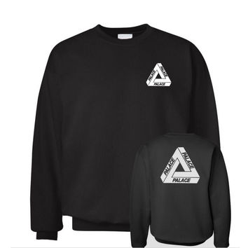 Palace hoodie skateboards classic triangle autumn winter men sweatshirt 2016 new fashion hoodies cool streetwear clothing drake