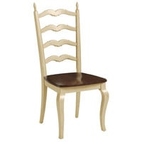 Francesca Dining Chair – Antique Ivory