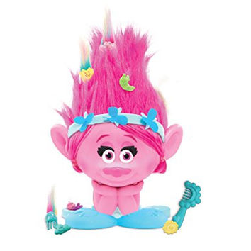 Just Play Trolls Poppy Styling Troll Toy