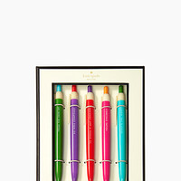Kate Spade So Well Composed Pen Set Multi ONE