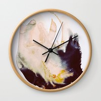 Early Morning Wall Clock by duckyb