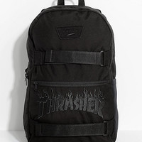 Vans X Thrasher Authentic III Black Backpack