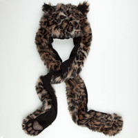 Leopard Snood Leopard One Size For Women 18383443501
