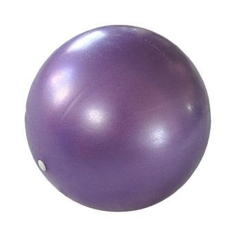 New Arrival Fitness Yoga Ball 25cm Smooth Balance Fitness Gym Exercise Ball With Pump Balance Pilates Balls