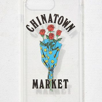 Chinatown Market For UO Smiley Bouquet iPhone Case | Urban Outfitters