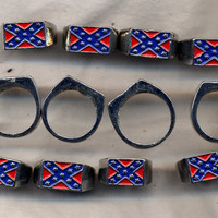 Men's Confederate Rings