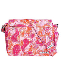 Ju-Ju-Be Better Be Messenger Style Diaper Bag, Perfect Paisley 12MM01APPA