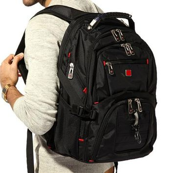Swiss Men's Backpack
