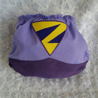 Wonder Twins - Zan Cloth Diaper Cover or Pocket Diaper - One-Size or Newborn, S, M, L