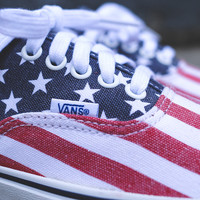 VANS Authentic - Stars & Stripes
