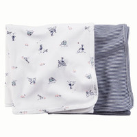 2-Pack Swaddle Blankets