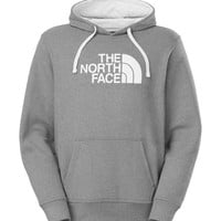 The North Face Mens Half Dome Hoodie in Heather Grey CZZ7-LD4