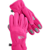 The North Face Girls' Accessories GIRLS' DENALI GLOVE