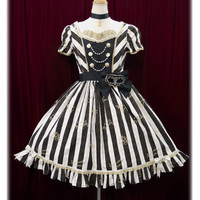 眠れぬ宵闇マスカレイド ジャンパースカートⅡ/Sleepless masquerade in the twilight jumper skirt Ⅱ | BABY,THE STARS SHINE BRIGHT