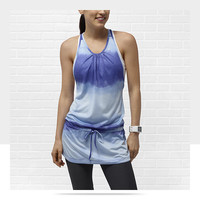 Check it out. I found this Nike Dri-FIT Knit Women's Running Dress at Nike online.