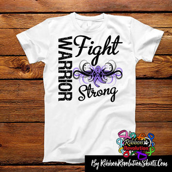 Hodgkins Lymphoma Warrior Fight Strong Shirts