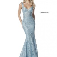 Sherri Hill - 51571 - Prom Dress - Prom Gown - 51571