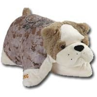 My Pillow Pets USMC Bulldog Mascot, Marine Corps Pillow Pet Bulldog Puppy
