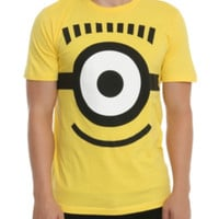 Despicable Me 2 Carl Face T-Shirt