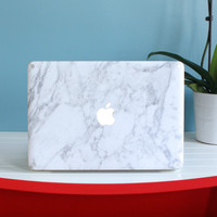 Marble MacBook Skin | UNIQFIND