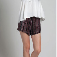 Aztec Boho Madison Short